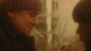 Framegrab from the graduation film Remembering Kazury  (The National Film School of Denmark)