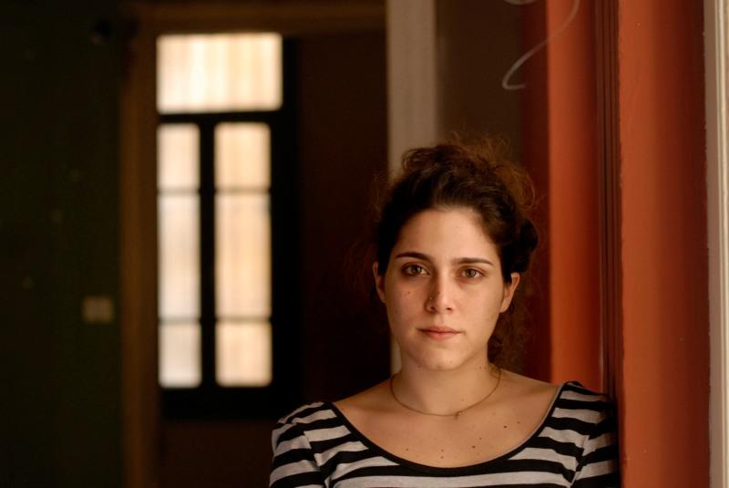 Jana Jammal in the documentary Memories (The National Film School of Denmark)