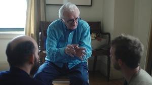 Frank Corsaro with Adam Brix and Albert Bendix (Penelope Production)